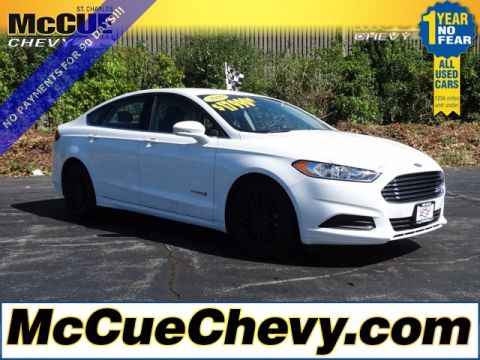 Pre-Owned 2016 Ford Fusion Hybrid SE FWD 4D Sedan